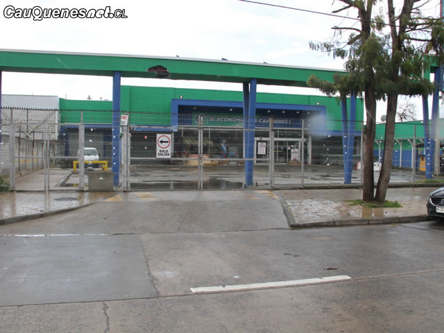 Millonario robo afectó a supermercado en Cauquenes