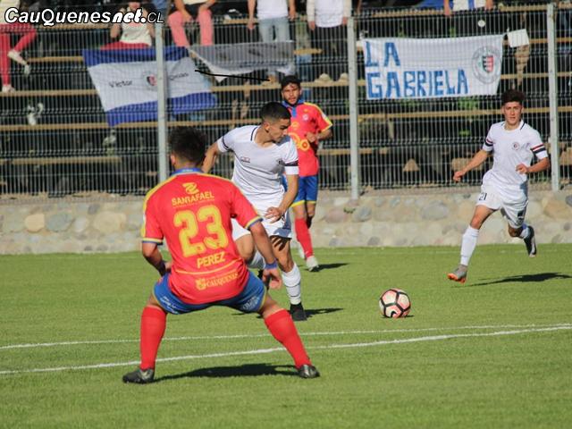 Independiente de Cauquenes cayó derrotado por Santa Cruz y por la cuenta mínima
