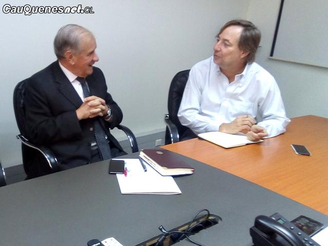 Diputado Matta y presidente FFCC errazuriz 01-cqcl
