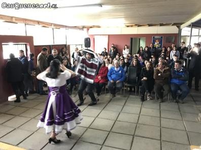 Escuela horizonte 2018 aniversario 41 acto 01-cqcl