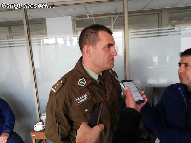 Más de 243 detenidos durante operativo regional de Carabineros