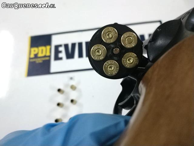 PDI arma de fantasía con munición de fogueo 01-cqcl