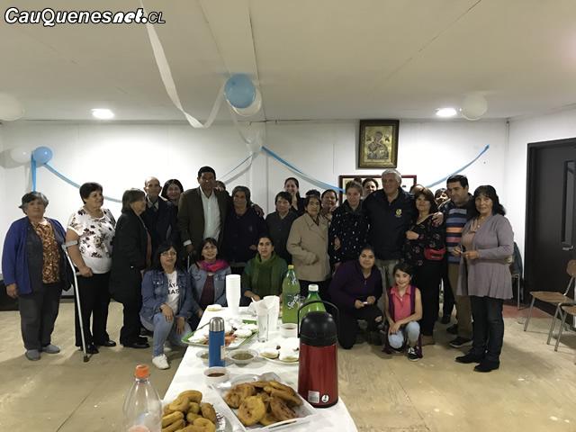 Municipio de Cauquenes entregó container a vecinos de Santa Sofía como sede comunitaria