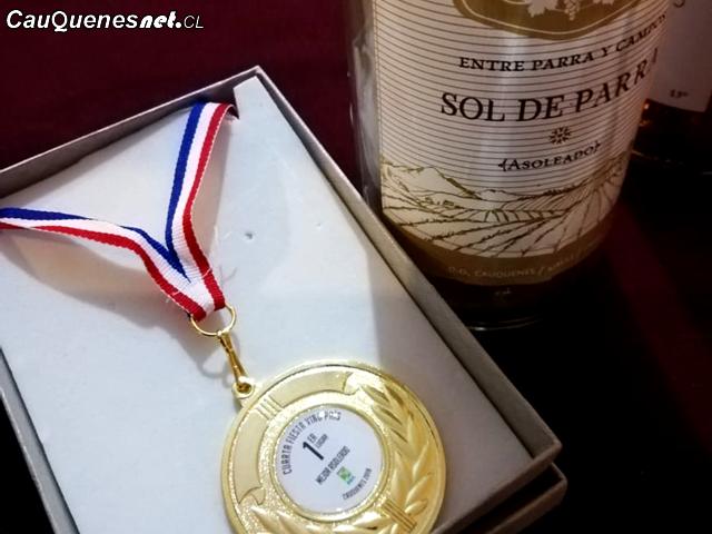 Vino Sol de Parra mejor asoleado Fiesta Vino Pais Cauquenes 2018 01-cqcl
