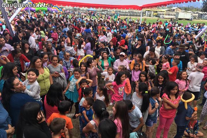 Municipalidad de Chanco prepara gran fiesta de navidad para sus vecinos