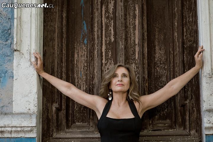 Cecilia Echenique llega a Cauquenes con sus villancicos en RegalArtes 2018
