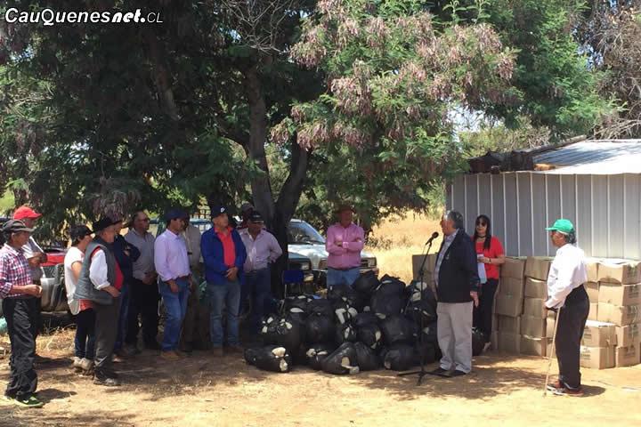 Cauquenes: Realizan masivo operativo médico y dental en San Pedro de Armengol