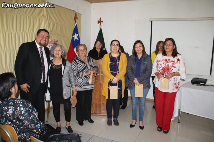 Gendarmería reunió a entidades de Cauquenes, que colaboran con Pena de Prestación de Servicio a la Comunidad