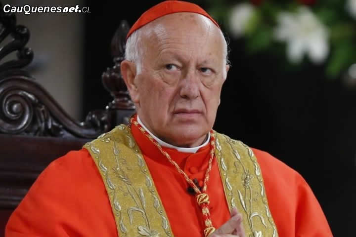 Papa Francisco aceptó renuncia de cardenal Ezzati