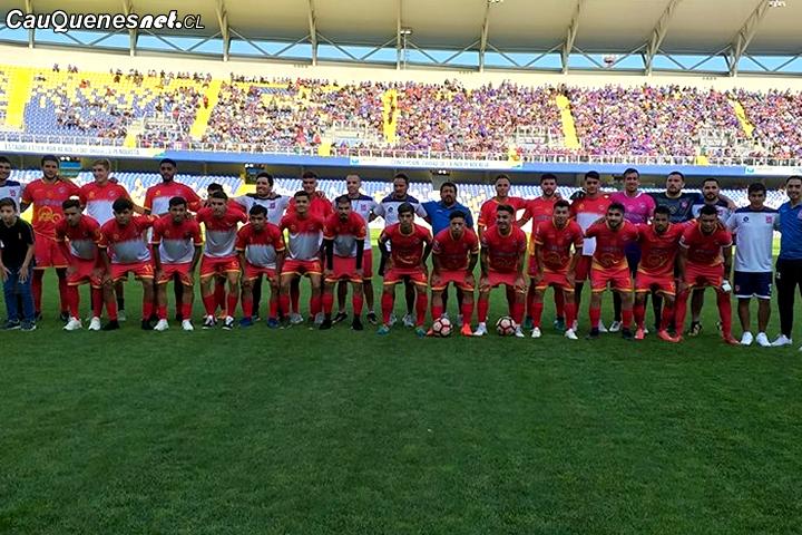 ANFP aclaró situación de Independiente de Cauquenes en la Segunda División