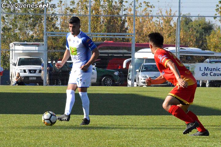 Independiente de Cauquenes fue derrotado por Colchagua y pierde 3 puntos por atraso en pago de cotizaciones