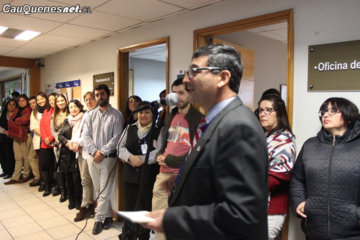 Exdirector de Hospital de Cauquenes asumió como director (s) del SSM
