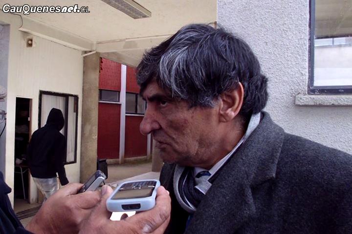 Fallece Juan Carlos Canales ex director del Liceo Antonio Varas