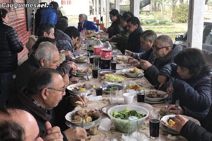 Santa María recibió los operativos rurales de Cauquenes