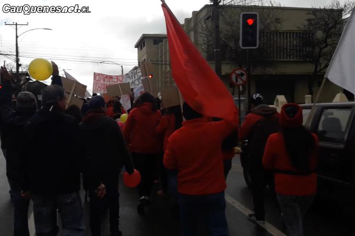Trabajadores de Acuenta y Líder deponen huelga