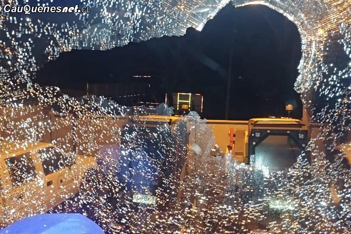 Cauquenes: Desconocidos realizan destrozos en corrales municipales