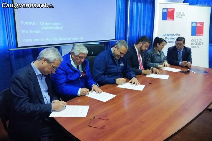 Bienes Nacionales entregó terreno de ex regimiento para construcción del Nuevo Hospital de Cauquenes