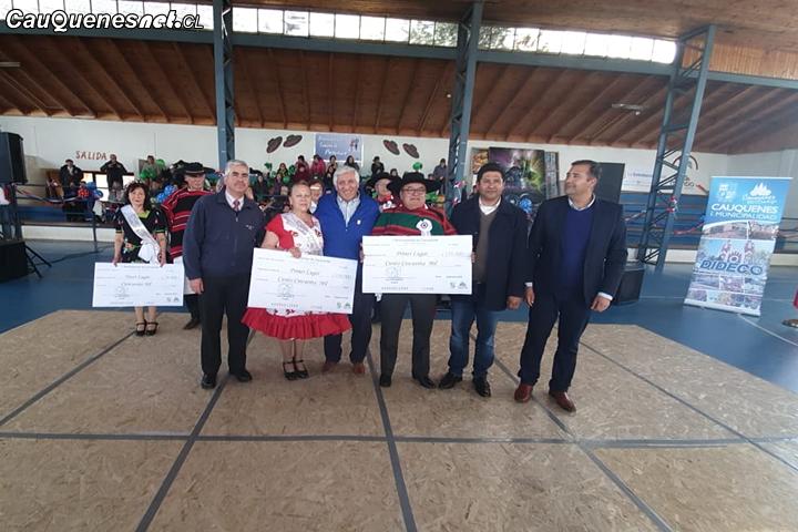 #Chanco triunfó en provincial de cueca del adulto mayor