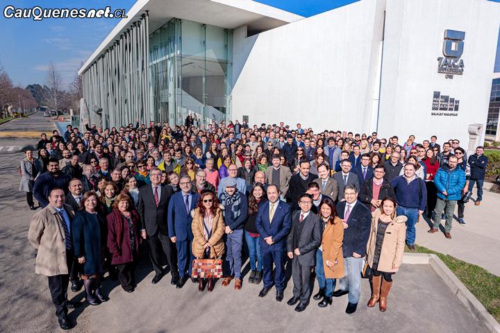 CNA acredita a la Universidad de Talca por 6 años en todas las áreas