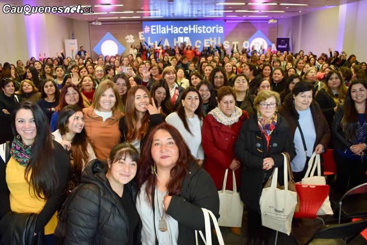 "Prodemu junto a Facebook lanzó ""Ella Hace Historia"""