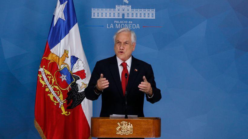 Presidente anunció nueva reforma previsional: cotización adicional será de 6% y mitad irá a cuentas individuales