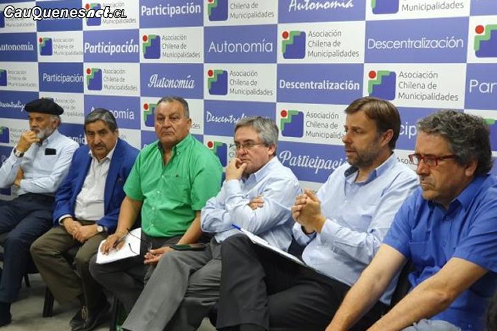 Asociación Chilena de Municipalidades suspende consulta ciudadana tras acuerdo por una Nueva Constitución