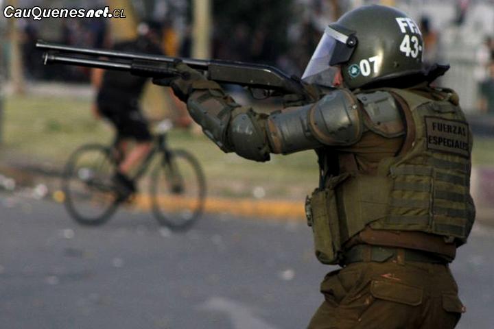 """Categórico Informe de la ONU: En Chile """"se ha producido un elevado número de violaciones graves a los DD.HH."""""""