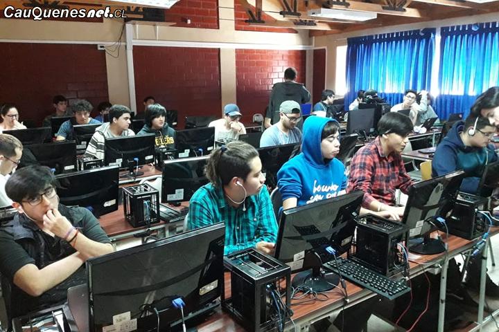 La industria de los videojuegos en el Maule