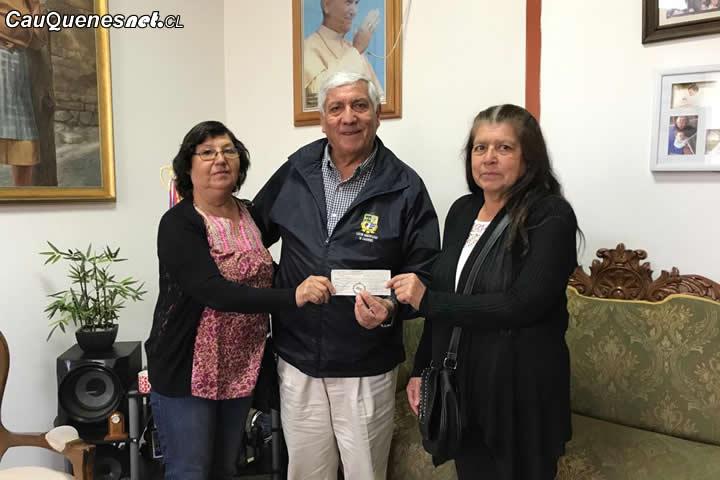 Cauquenes: Programa de hipoterapia en niños de la Escuela Horizonte recibió 2 millones 800 mil pesos de fondo municipal