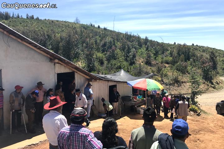 Cauquenes: Retupel fue centro de los operativos municipales