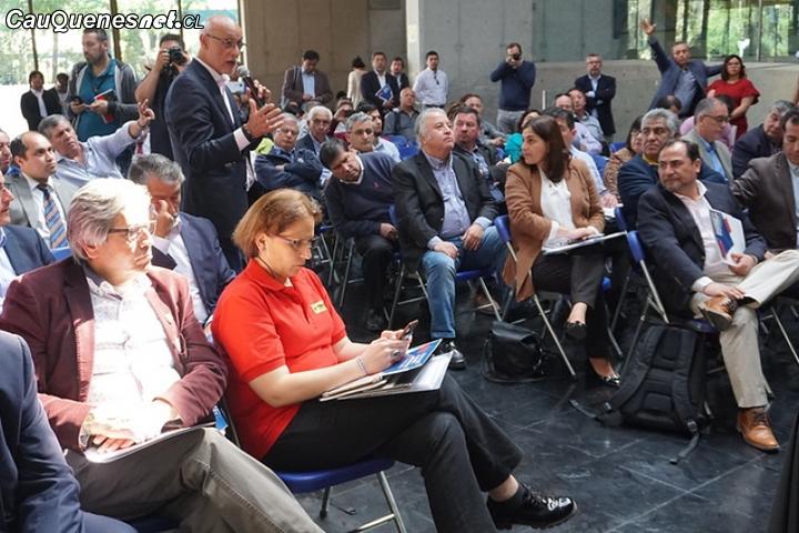 Cauquenes y Pelluhue serán parte de la nueva consulta ciudadana de la Asociación Chilena de Municipalidades