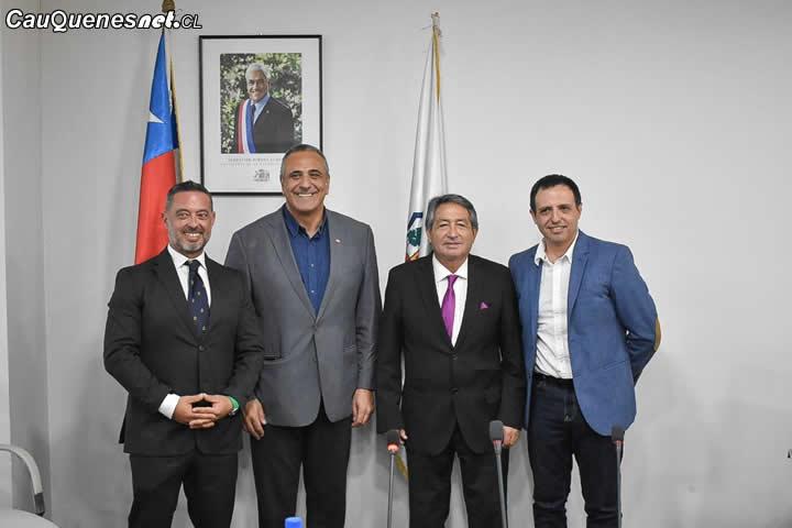 Asumen nuevos Consejeros Regionales del Maule