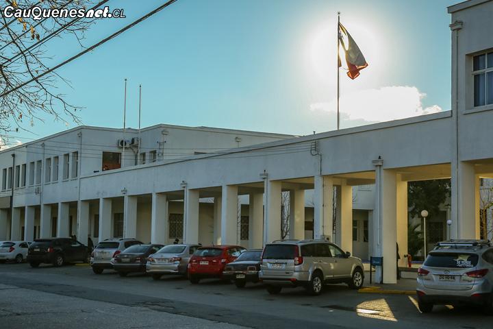 Municipio de Cauquenes informó que hay funcionarios del Departamento de Salud en cuarentena preventiva