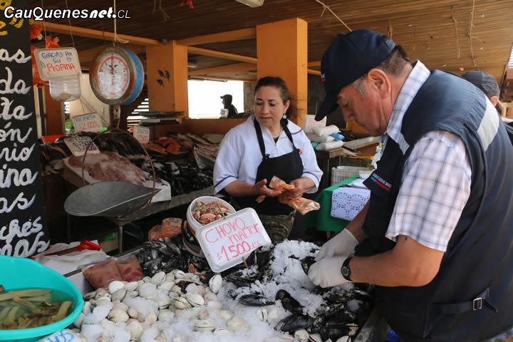 Seremi de Salud del Maule llamó a consumir productos del mar de forma segura
