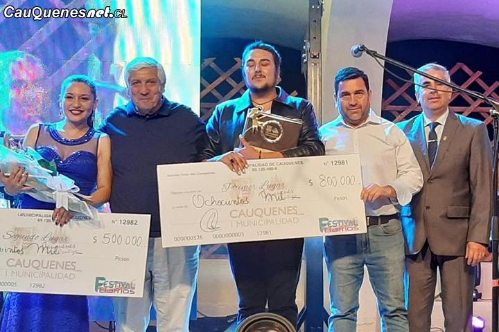 El Festival de los Barrios de Cauquenes premió a su ganador