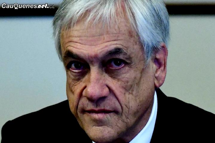 Encuesta CEP: Se desmorona la imagen del presidente Piñera con un 82% de rechazo