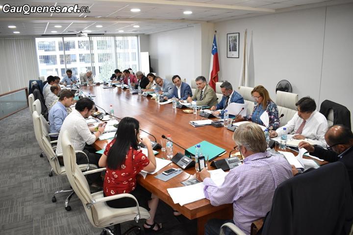 Consejo Regional del Maule aprueba inversión histórica para 2020