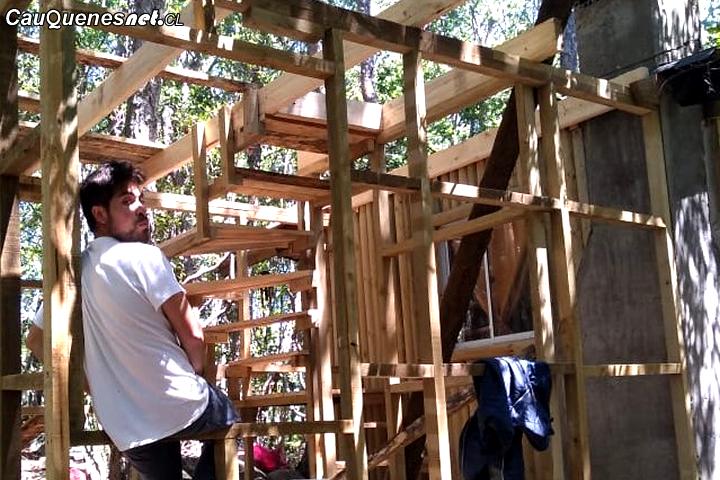 El constructor de #Chanco que edifica sueños con sello de responsabilidad y sentido social