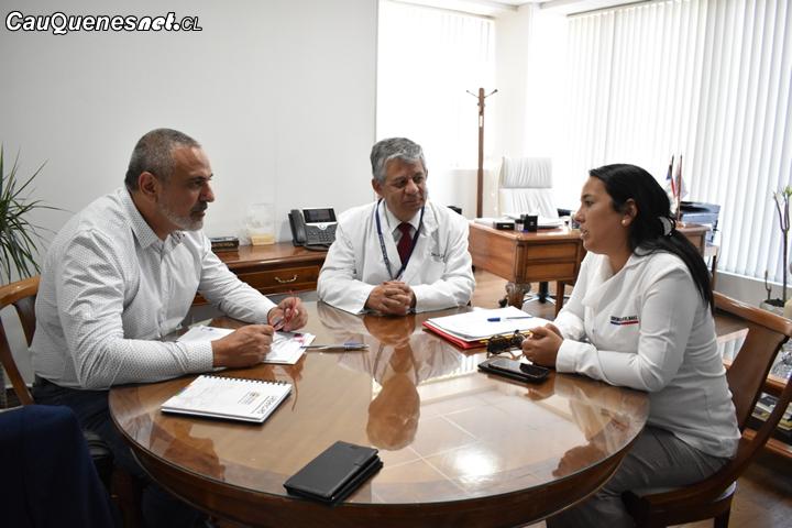 Intendente Milad descartó caso sospechoso de coronavirus en el Maule