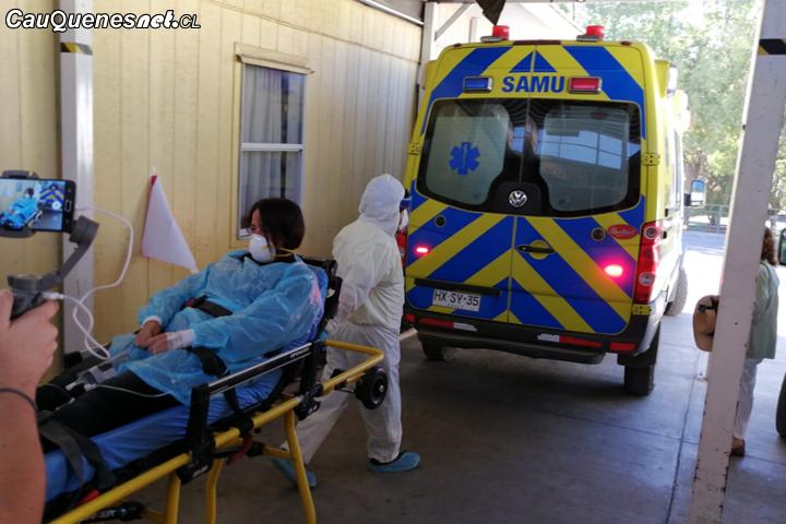Crónica del Coronavirus en la Provincia de Cauquenes [Vídeo]