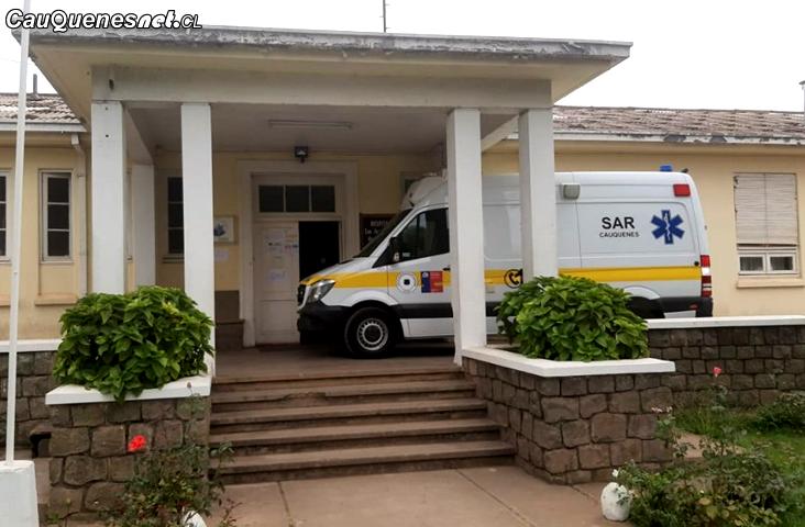 #URGENTE:  Hospital de Cauquenes confirma el primer fallecido por Coronavirus en la comuna