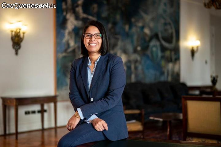 La chanquina Andrea Balladares es la delegada presidencial en La Araucanía