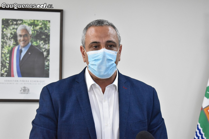 Pablo Milad renuncia a la Intendencia del Maule en medio de la peor crisis sanitaria de los últimos años