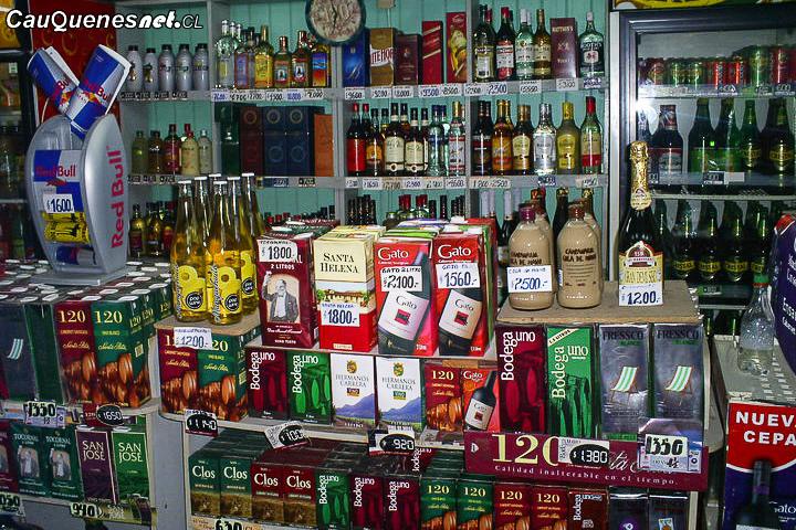 Municipio de Cauquenes aplazó fecha de pago de patente de alcoholes