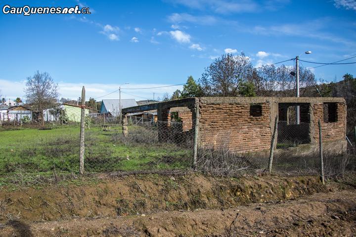 Municipalidad de Cauquenes presenta proyecto de sede para Sauzal