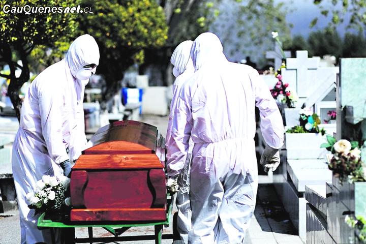 Informe Epidemiológico da cuenta de dos nuevos fallecidos por Covid-19 en la provincia: Uno de Cauquenes y otro de Pelluhue