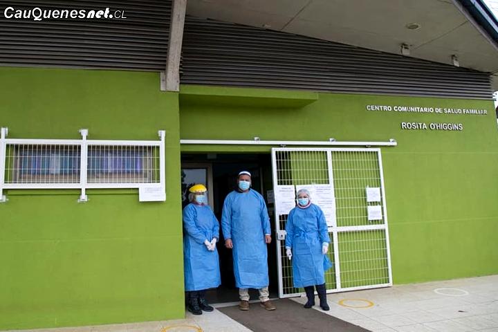 Cauquenes continúa a la baja en cuanto a casos activos de Coronavirus