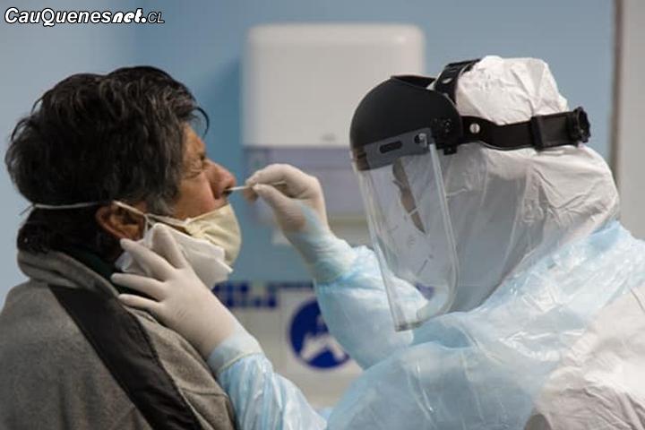 En #Cauquenes: Hoy toma de exámenes PCR gratuitos para detectar coronavirus