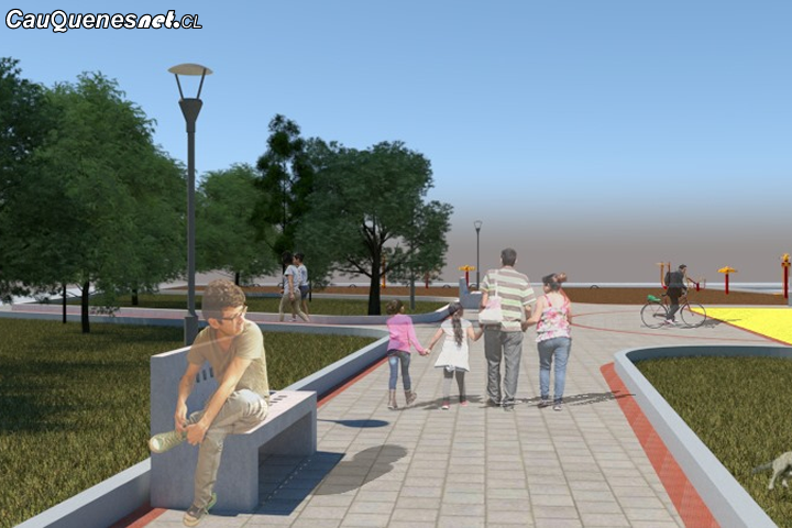 En #Chanco renovarán la Plazoleta de La Vega