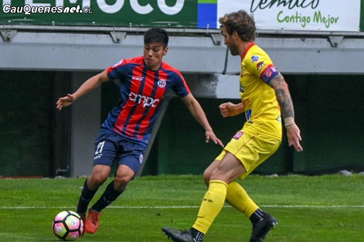 Independiente de Cauquenes e Iberia empataron sin goles en Temuco
